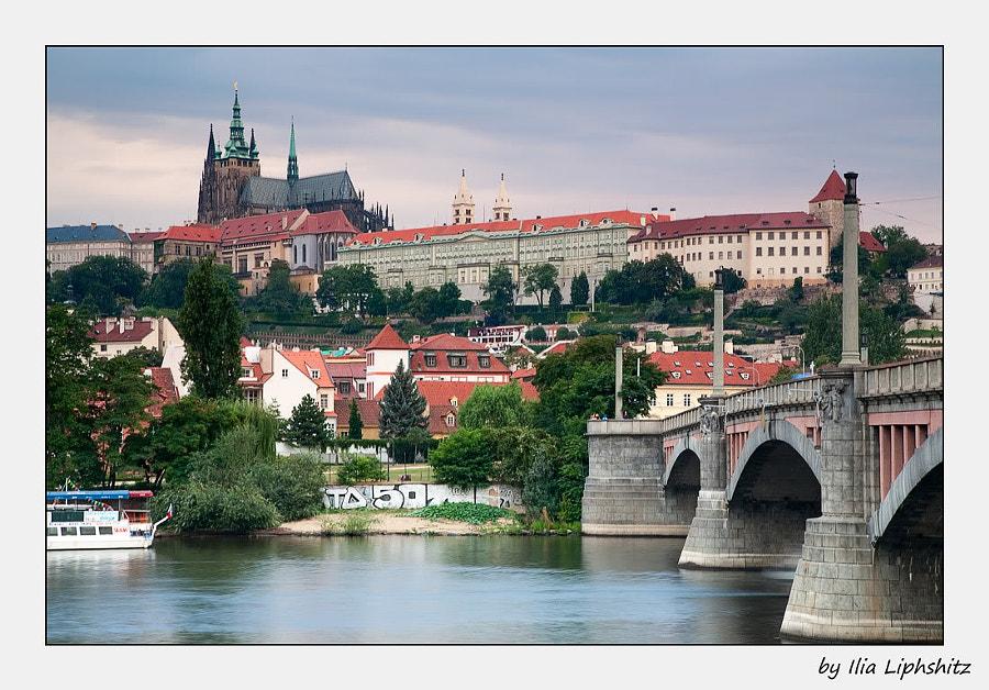 Prague bridges #1