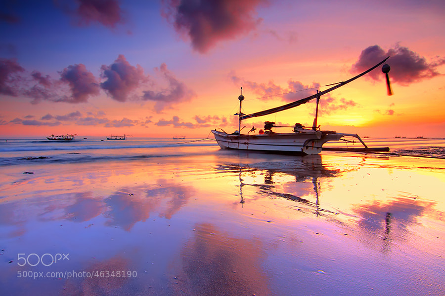 Photograph Magenta by Gus Mang Ming on 500px
