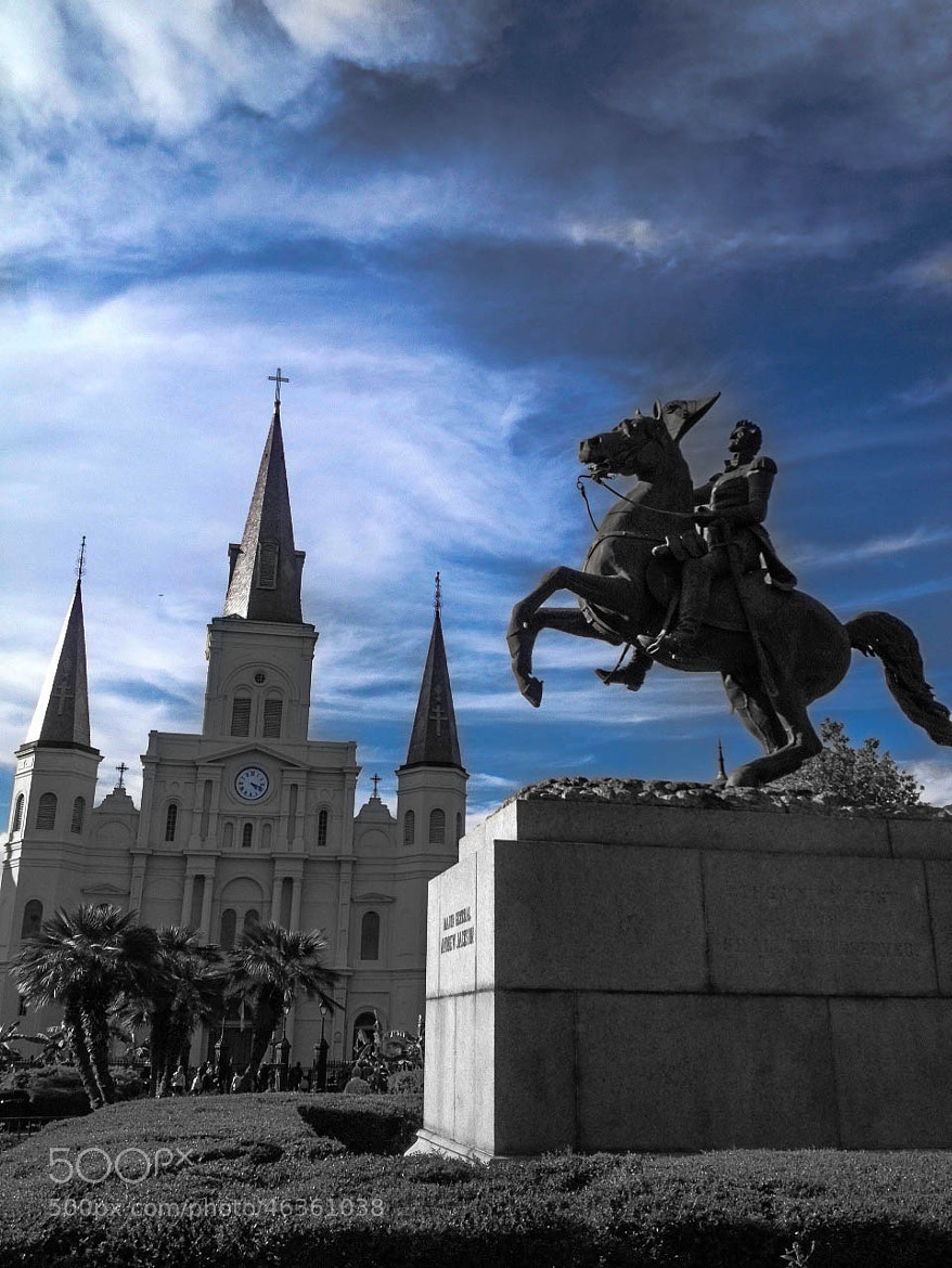 Photograph Jackson Square by Jersey Joe on 500px