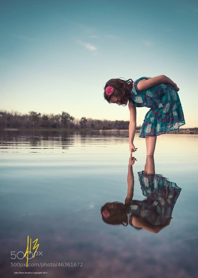 Photograph Mirror Lake by Jake Olson Studios on 500px