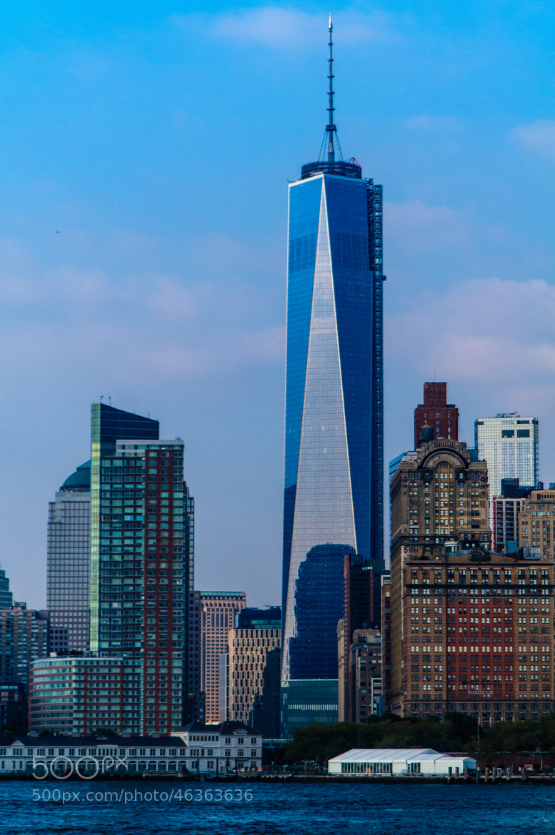 Photograph Freedom Tower 9-11-2013 by Christopher Ryan on 500px