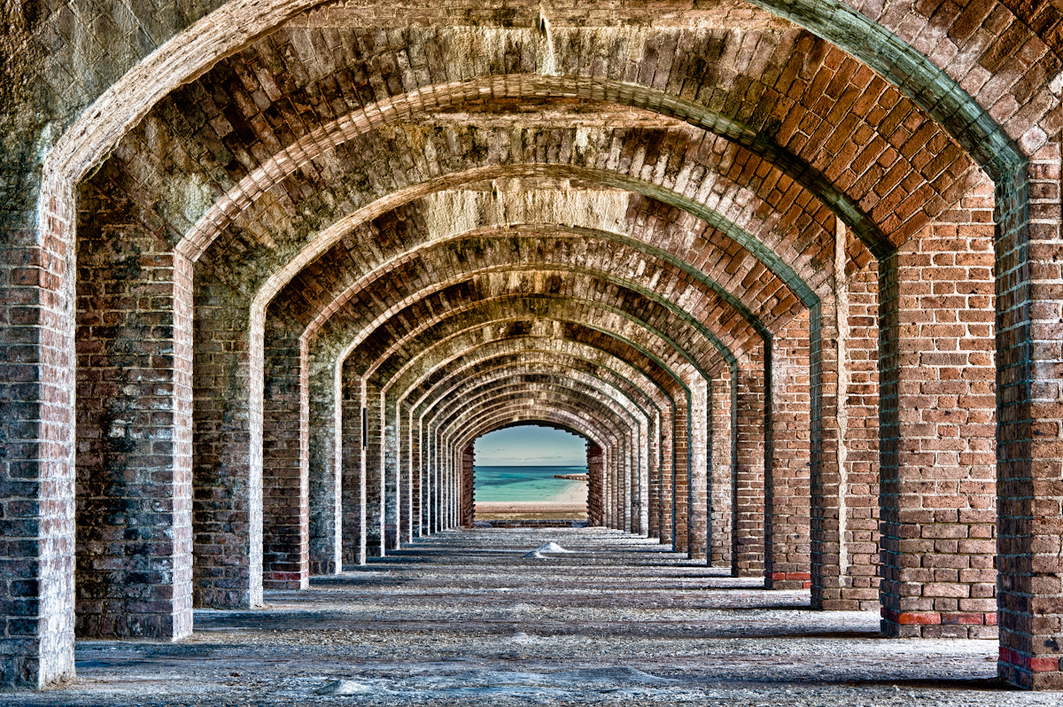 Photograph Archway to the ocean by Glenn Nagel on 500px