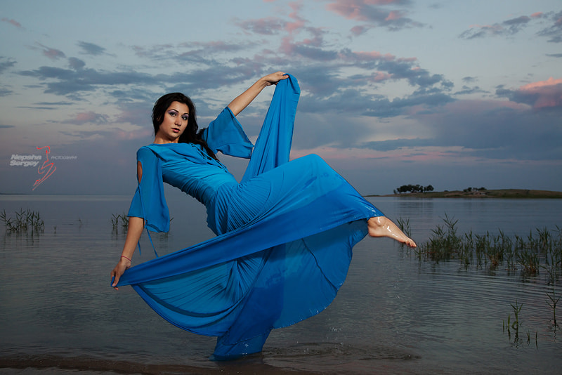 Photograph Water dance by Sergey Nepsha on 500px