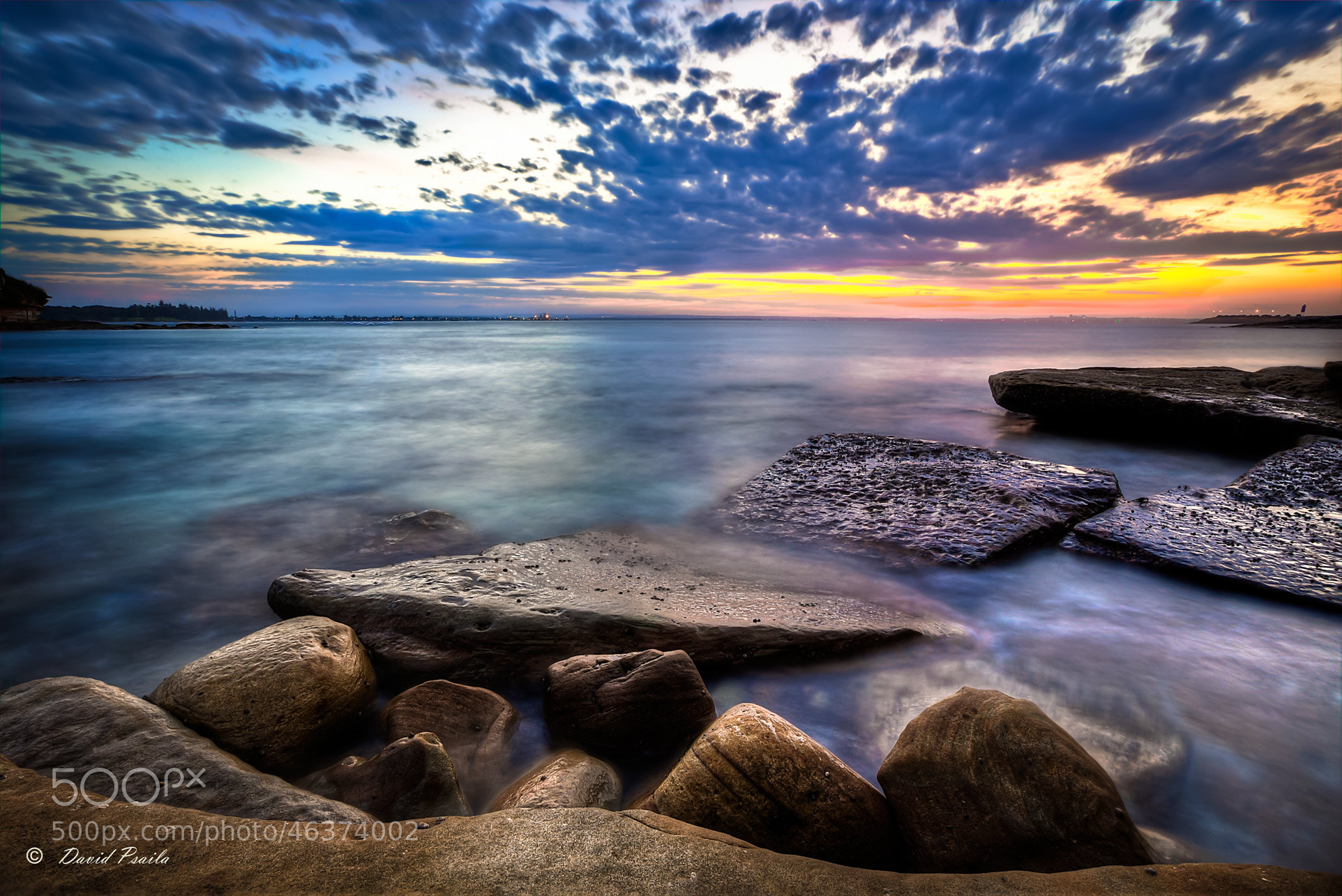 Photograph Just Another Sunset... by David Psaila on 500px