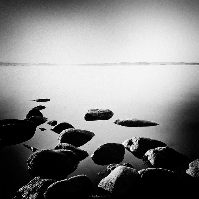 Photograph [Floating Stones] by Arthur Gapanovich on 500px