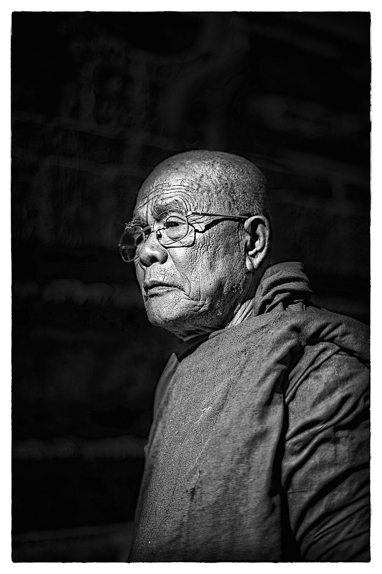 Photograph Elder Knowledge by Jon Sheer on 500px