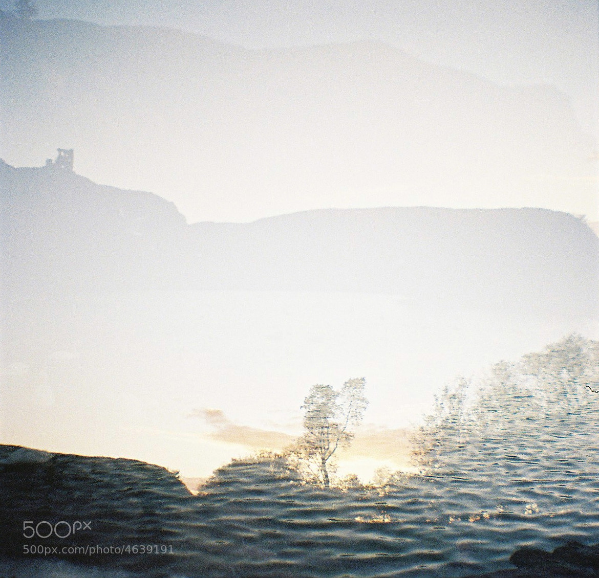 Photograph triple exposure  by Anthea  Chan  on 500px