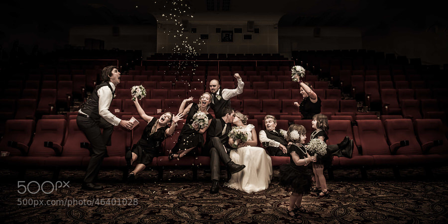 Photograph Wedding - Cinema by B Captured By Ky Luu on 500px