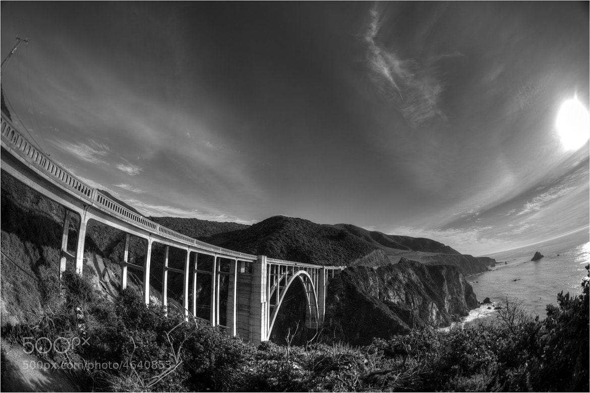 Photograph Bixby Creek Bridge , Big Sur , California by MANOJ Jayadevan on 500px