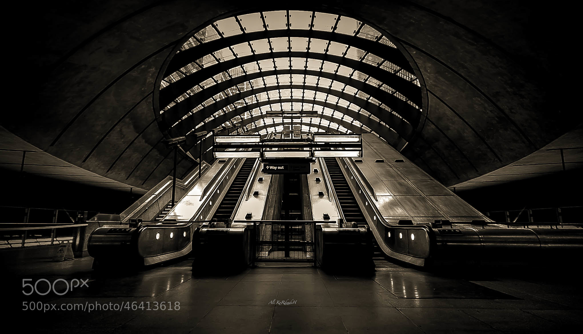 Photograph Way Out by Ali KoRdZaDeh on 500px