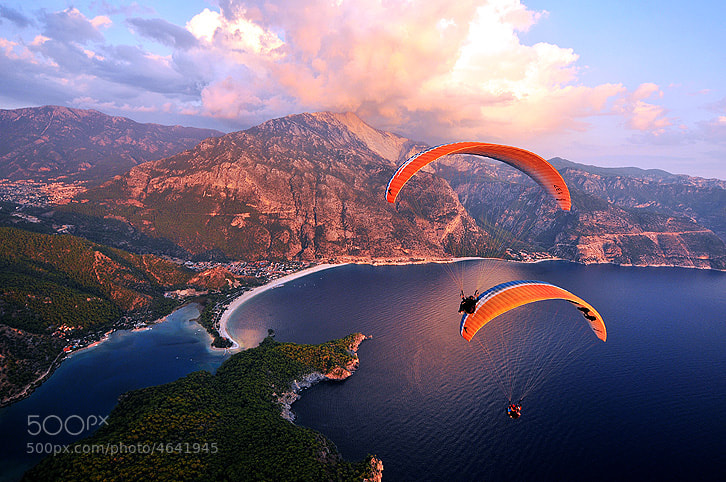 Photograph Ölüdeniz by Kenan Olgun on 500px
