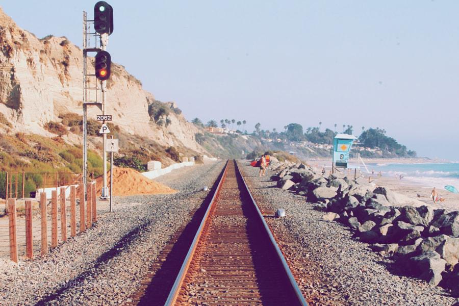 Photograph Iron Rail by Chris Sardegna on 500px