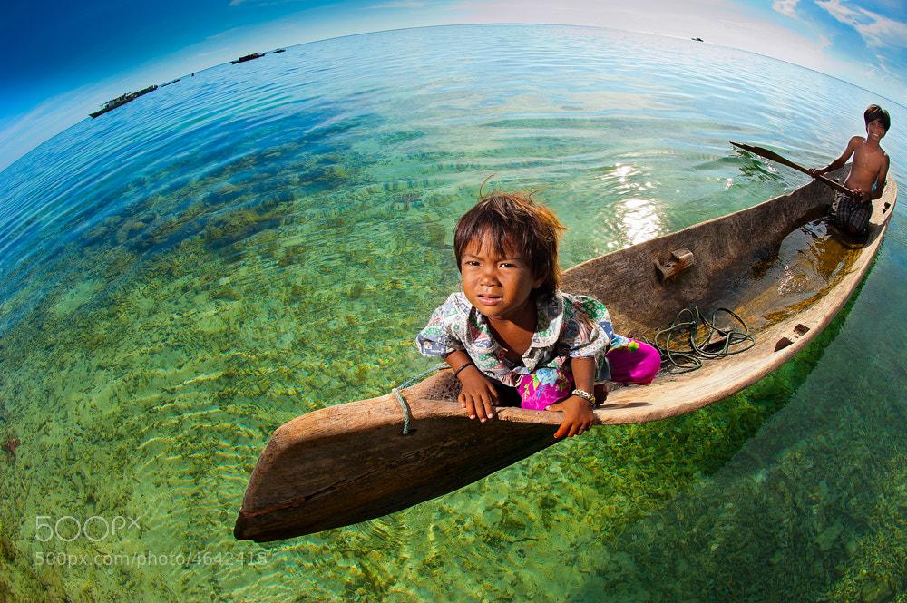 Photograph Sea Gypsy Girl by Arif  Kaser on 500px
