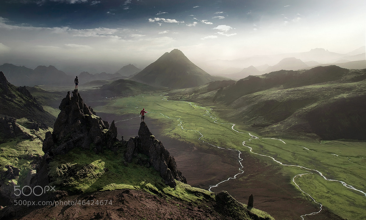 Photograph Distant Wonderland by Max Rive on 500px