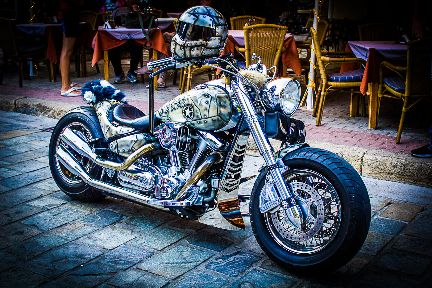 Photograph Cool Bike! by Jeff Price-Jones on 500px