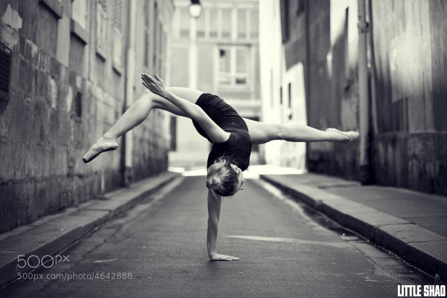 An unusual Ballet Dancer by Little Shao (littleshao)) on 500px.com