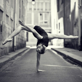 An unusual Ballet Dancer by Little Shao (littleshao)) on 500px.com