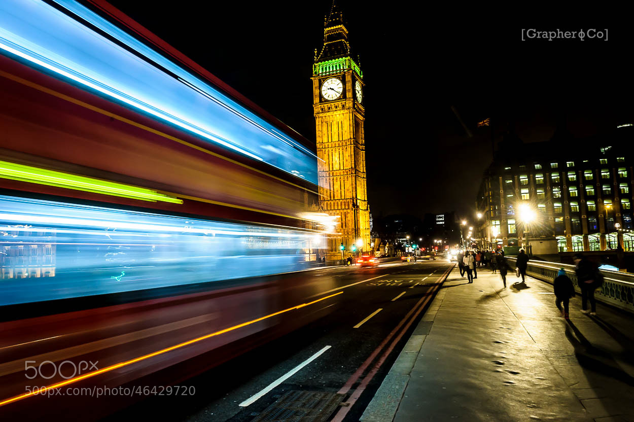 Photograph London 1 by Pierre Jeanjean on 500px