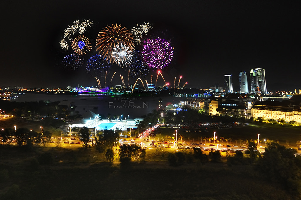 Photograph Team China Fireworks by Frahman Photography on 500px