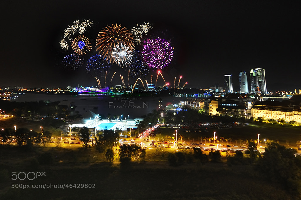 Photograph Team China Fireworks by frahman 76 on 500px