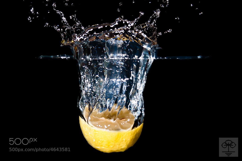 Photograph Lemon Drop by Oliver Ignacio on 500px