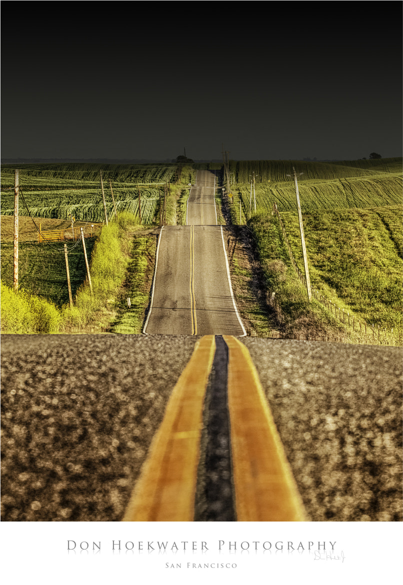 Photograph The Road by PhotoWorks  by Don Hoekwater on 500px