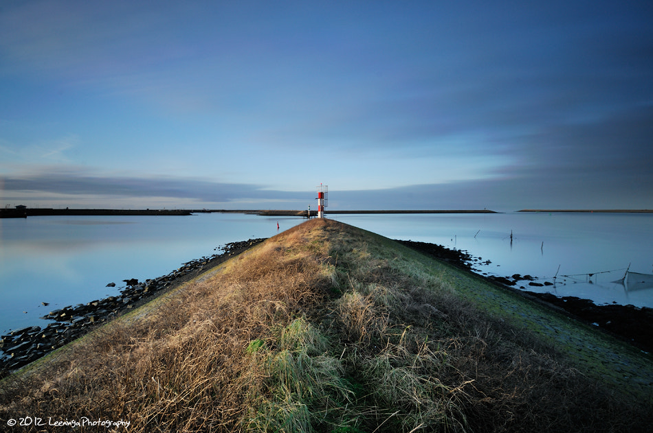 Photograph Lighthouse at Den Oever by Niels Leeninga on 500px