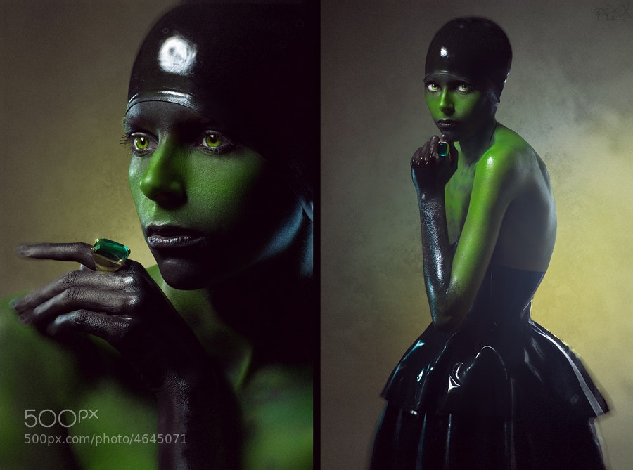 Photograph Alien by Stanislav Istratov on 500px