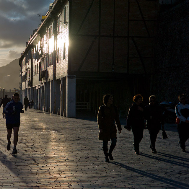 Photograph Donostia. Walking in the piher 1 by Josep Girona on 500px