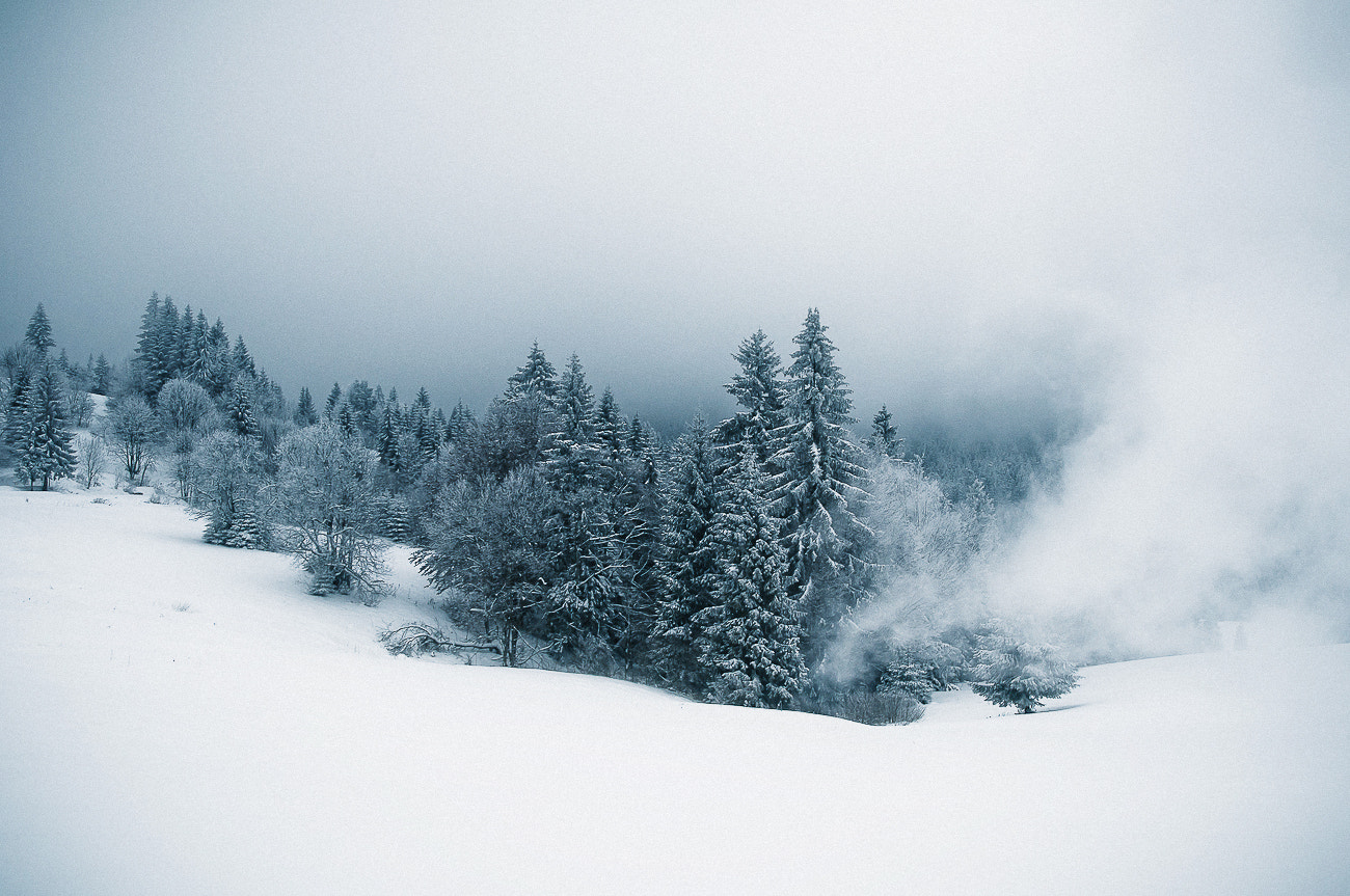 Photograph Winter  by Tomas Pospichal on 500px