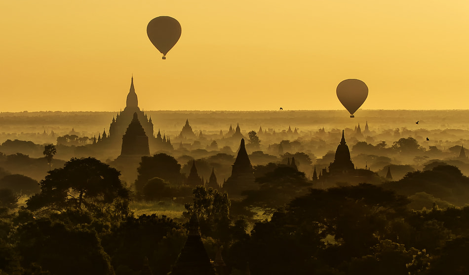 Photograph Bagan by Christian S. Tjandra on 500px