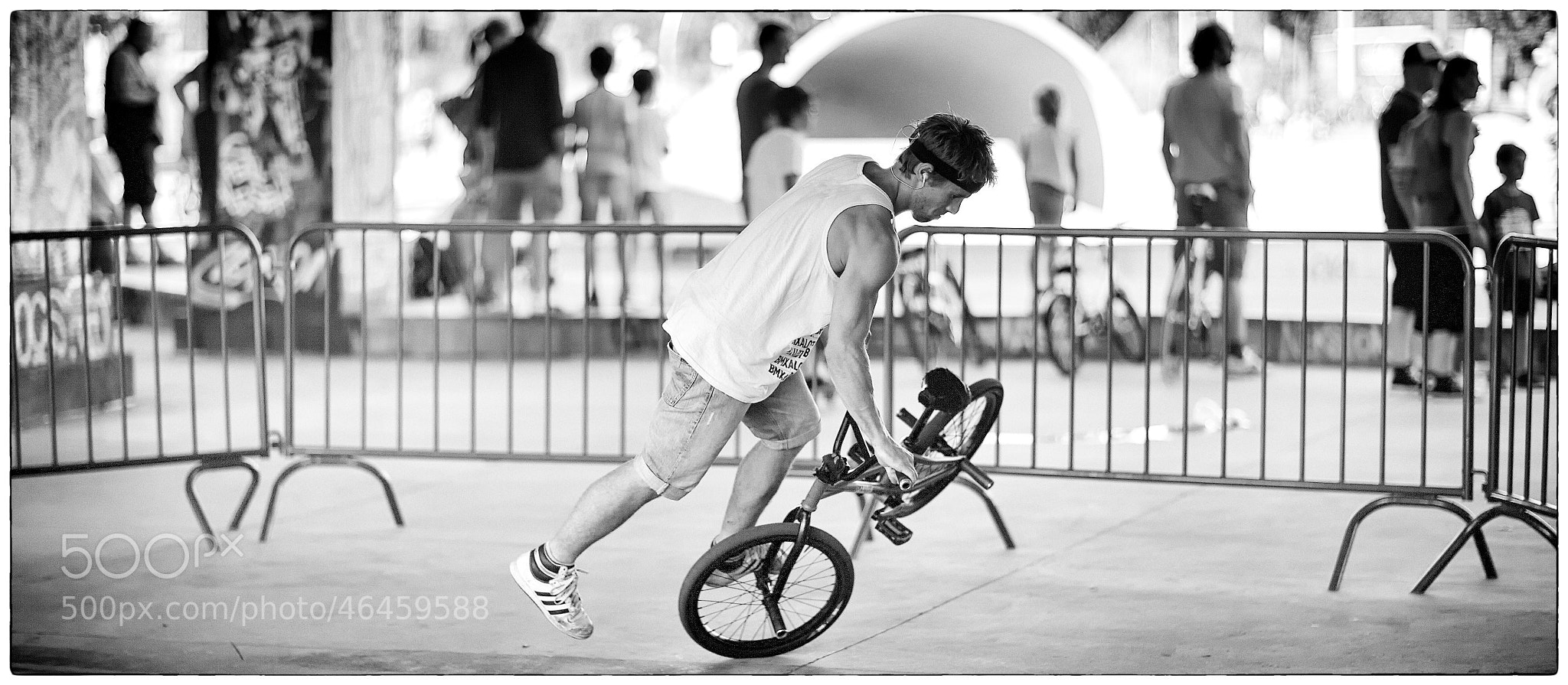 Photograph Two Wheel Tango by Fouquier  on 500px