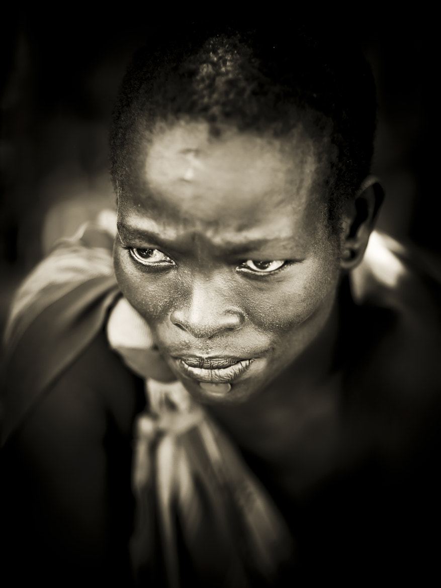Photograph Bodi woman - Ethiopia by Steven Goethals on 500px