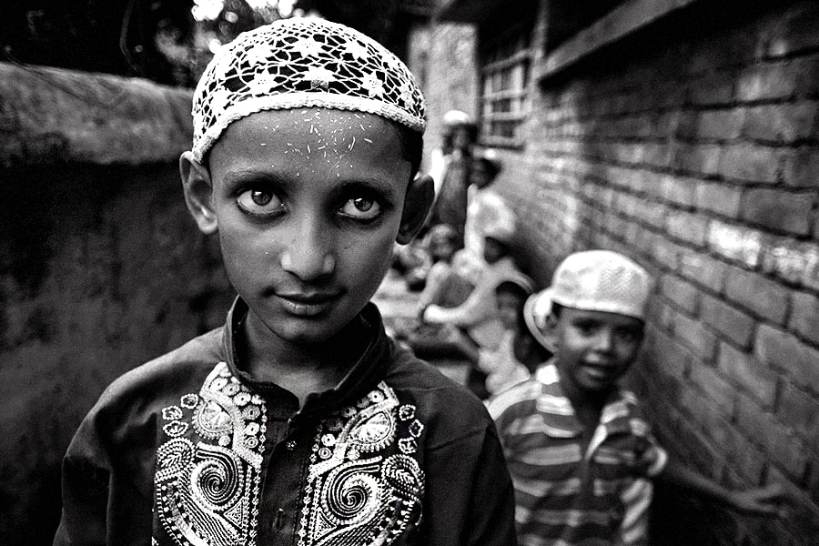 Photograph muslim boy | west bengal by Soumya Bandyopadhyay on 500px