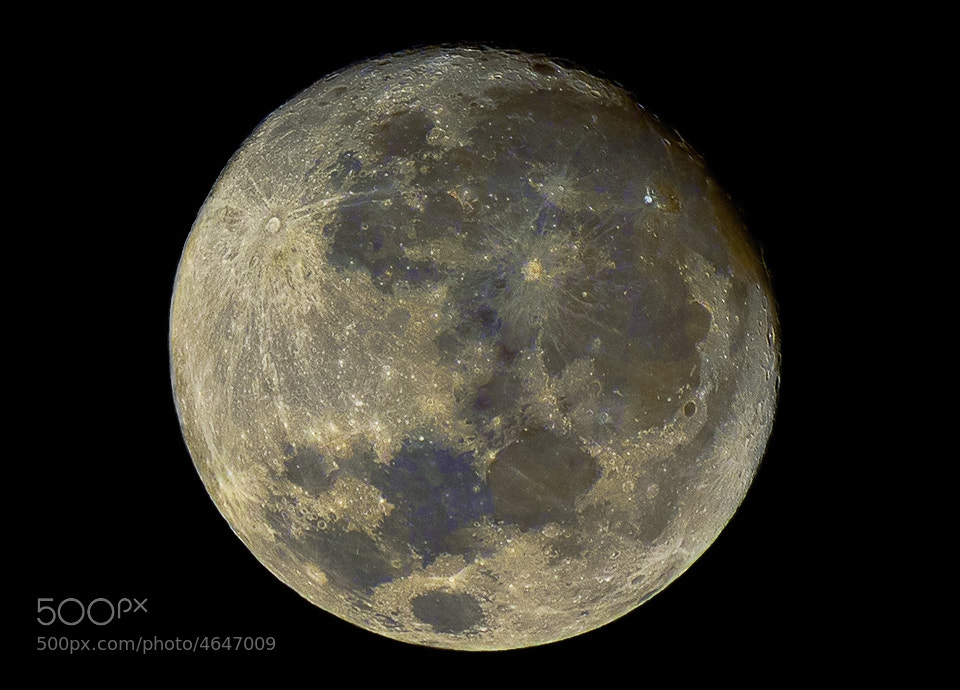 Photograph Lunar by Lincoln Harrison on 500px