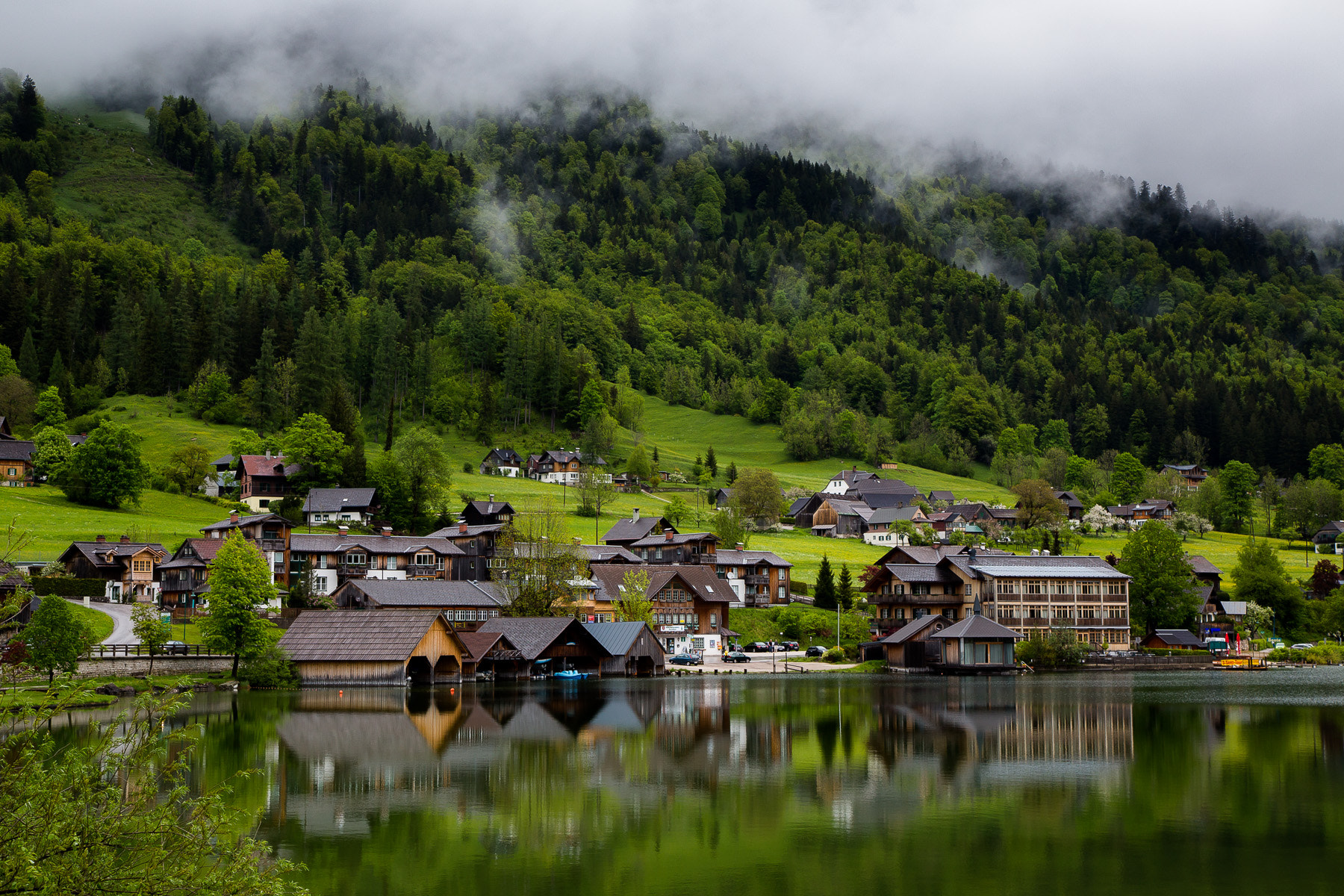 Photograph Grundlsee mood by Alex Bykov on 500px