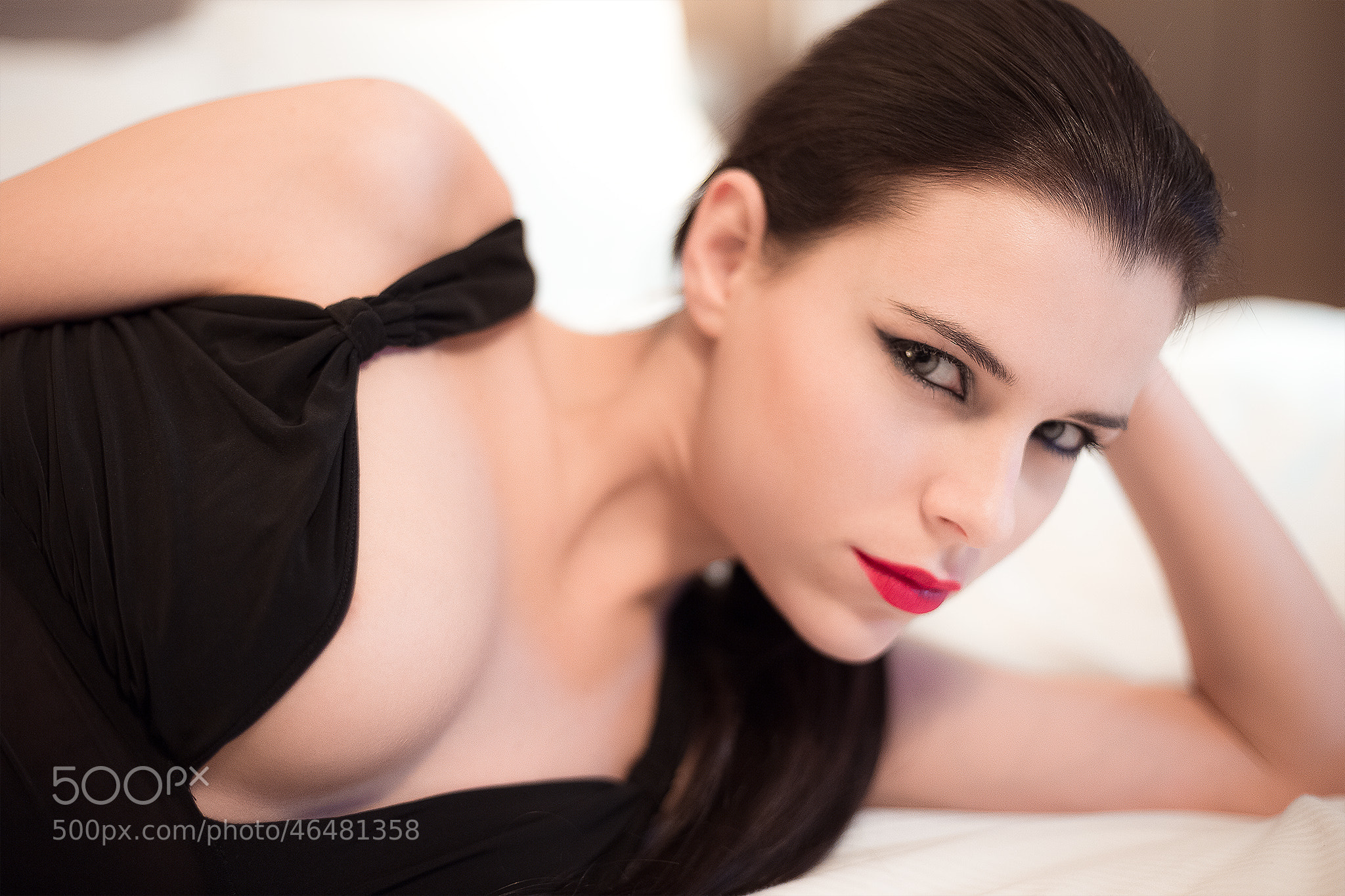 Photograph Aleksa by Guenter Stoehr on 500px