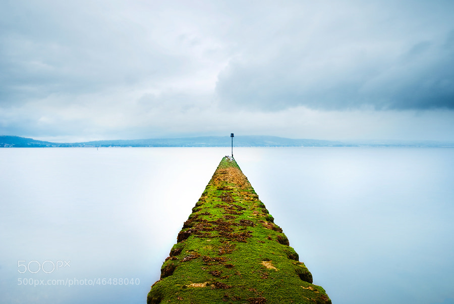 Photograph Silence at sea by Lukasz Maksymiuk on 500px
