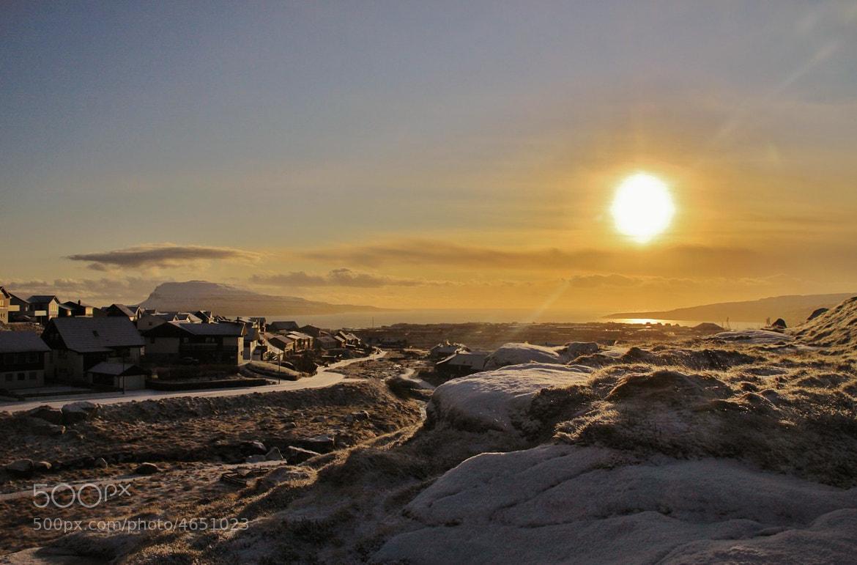 Photograph Tórshavn by Óli Lindenskov on 500px