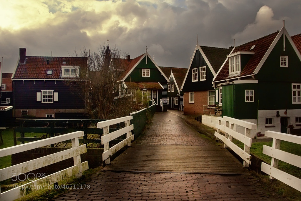 Photograph Marken II by Isidoro M on 500px