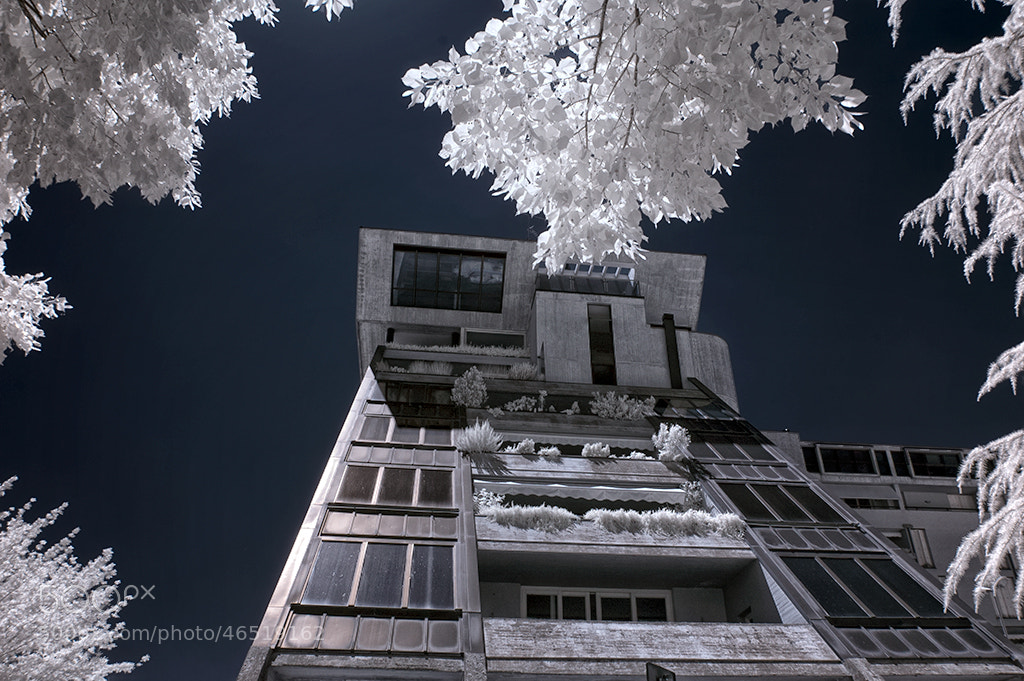 Photograph Urban IR by Mario Cangelli on 500px