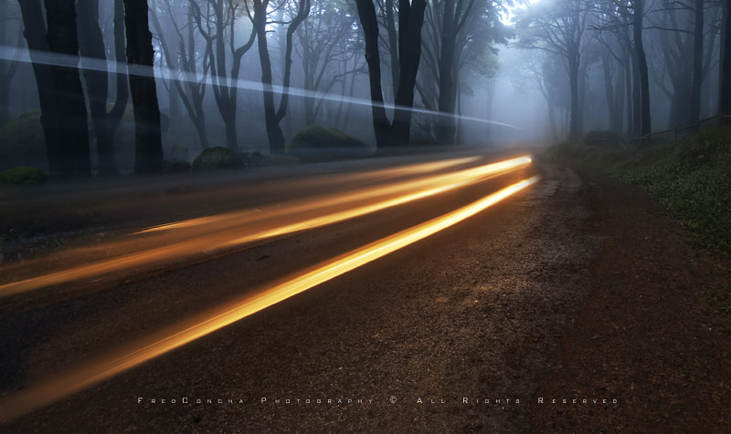 Photograph Ghost Light by Fred Concha on 500px
