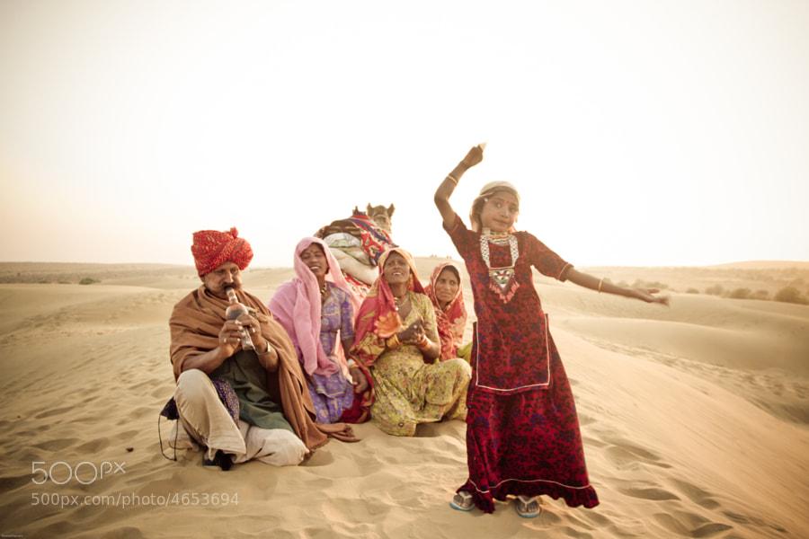 Desert Tunes by Hunaid Hussain (Tasveer) on 500px.com