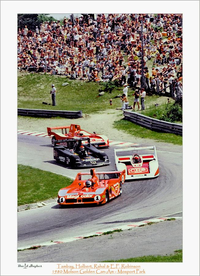 Hairpin Corner Mosport Park Canada 1980