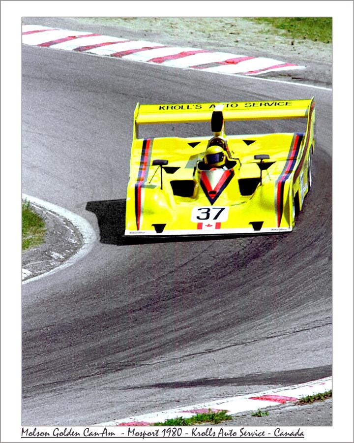 Lola T332 Horst Kroll Racing