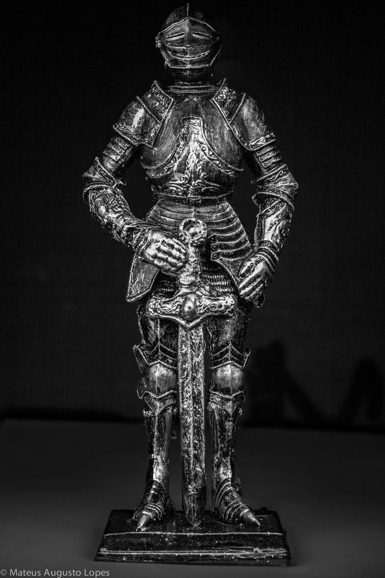Photograph Knight of an old time by Mateus Lopes on 500px