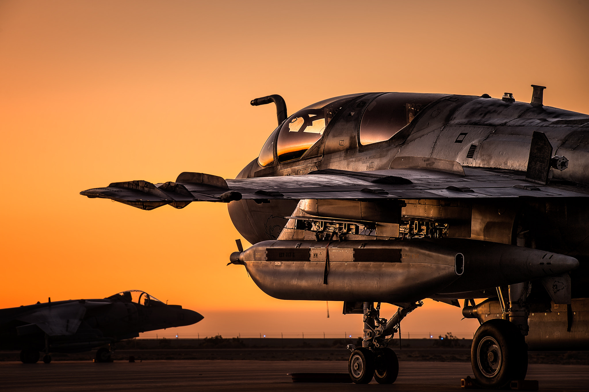 Photograph Prowler at rest by Tony Granata on 500px