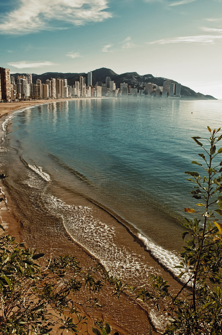 Photograph Benidorm by Vicente Gonzalez on 500px