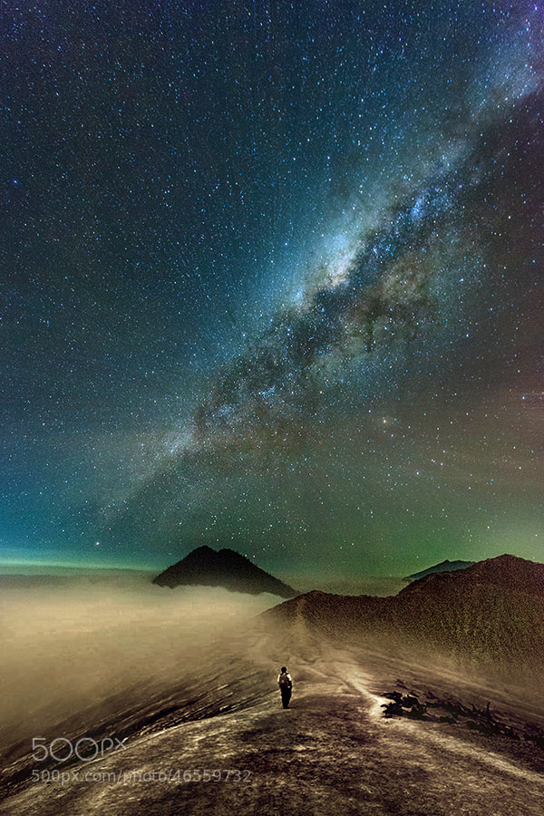 Photograph lost in space by Eko Sumartopo on 500px
