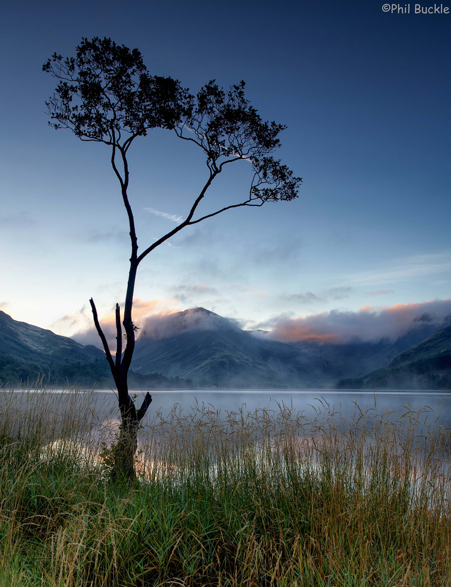 Photograph Buttermere Dawn by Phil Buckle on 500px